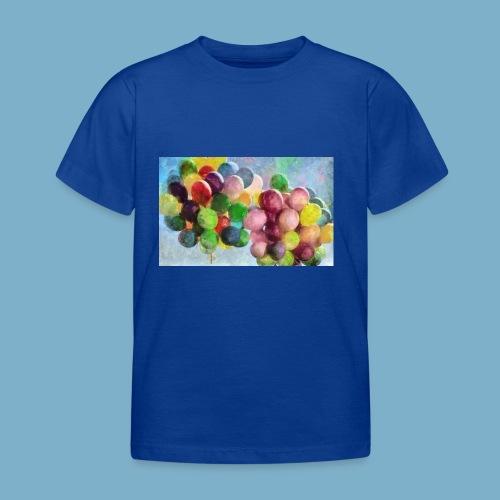 Ballon - Kinder T-Shirt