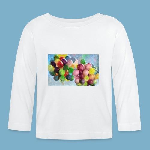 Ballon - Baby Langarmshirt
