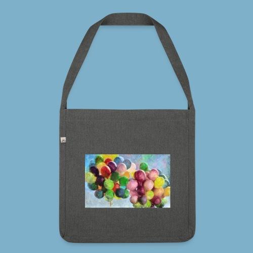 Ballon - Schultertasche aus Recycling-Material
