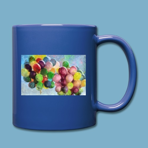 Ballon - Tasse einfarbig