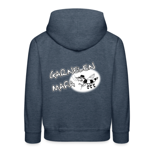 Hoodie mit Logo (Spreadshirt) - Kinder Premium Hoodie