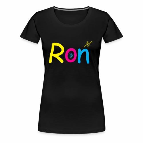 Ron's bad shirt for men - Women's Premium T-Shirt