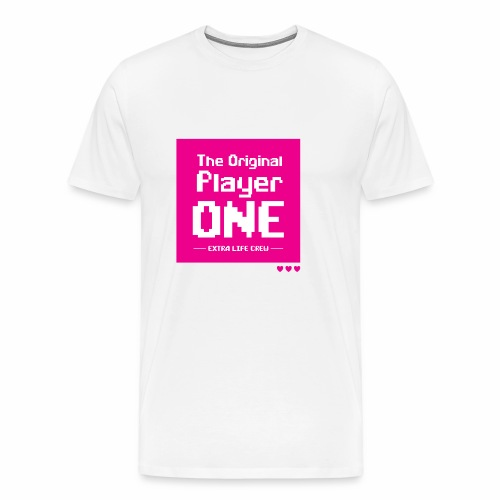 The Original Player One baby body - Men's Premium T-Shirt