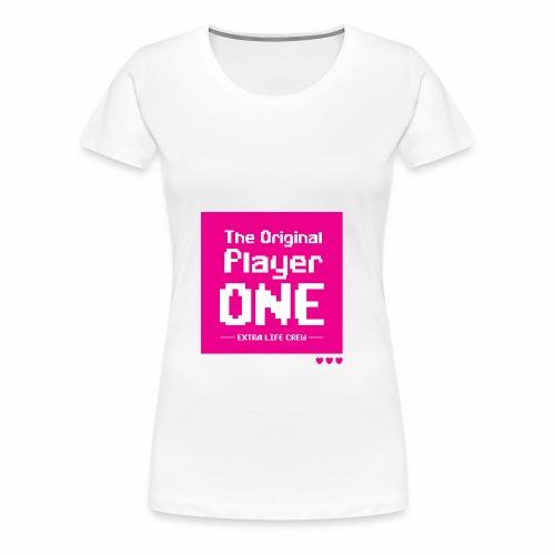 The Original Player One baby body - Women's Premium T-Shirt