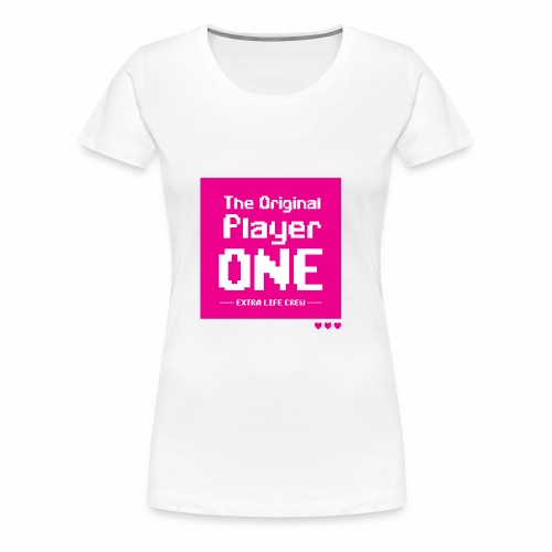 The Original Player One baby body - Women's Premium T-Shirt