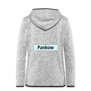 PANKOW Berlin  - Women's Hooded Fleece Jacket