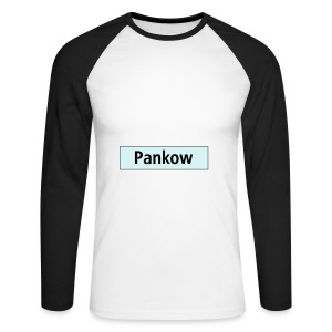 PANKOW Berlin  - Men's Long Sleeve Baseball T-Shirt