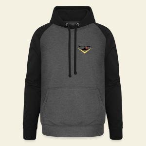 American Cruisers Bornholm  - Unisex baseball hoodie