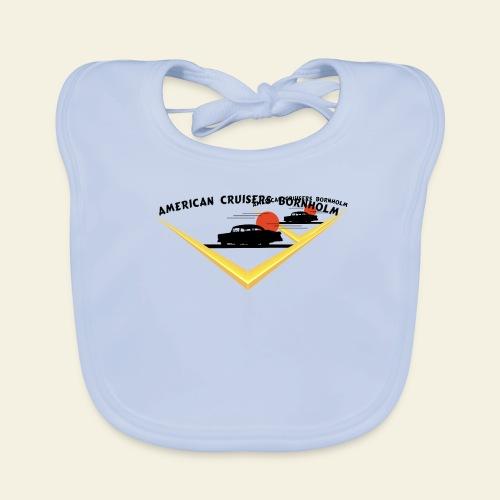 American Cruisers Bornholm  - Baby økologisk hagesmæk