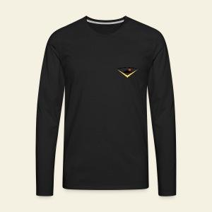 American Cruisers Bornholm  - Herre premium T-shirt med lange ærmer