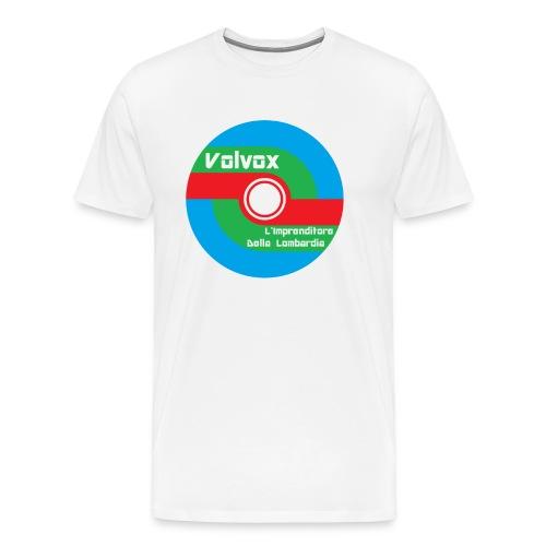 Maglietta Uomo L'Imprenditore Della Lombardia - Maglietta Premium da uomo