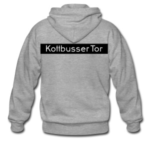 Kottbusser Tor KREUZBERG - Men's Premium Hooded Jacket