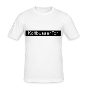Kottbusser Tor KREUZBERG - Men's Slim Fit T-Shirt