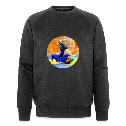 Sumi-gaeshi-Judowurf T-Shirts - Männer Bio-Sweatshirt von Stanley & Stella