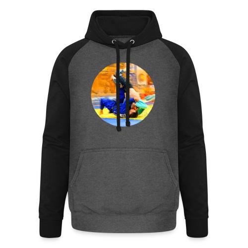 Sumi-gaeshi-Judowurf T-Shirts - Unisex Baseball Hoodie