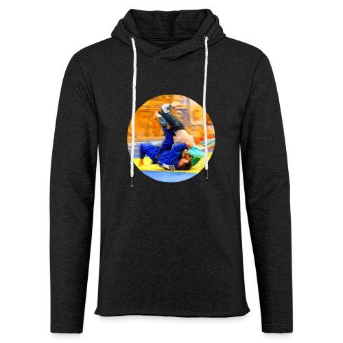 Sumi-gaeshi-Judowurf T-Shirts - Leichtes Kapuzensweatshirt Unisex