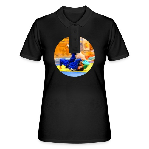 Sumi-gaeshi-Judowurf T-Shirts - Frauen Polo Shirt