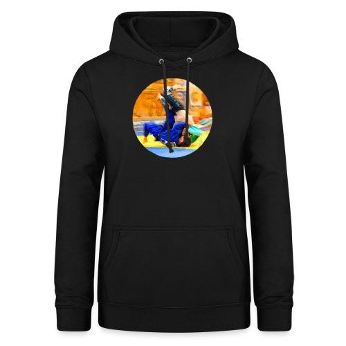Sumi-gaeshi-Judowurf T-Shirts - Frauen Hoodie