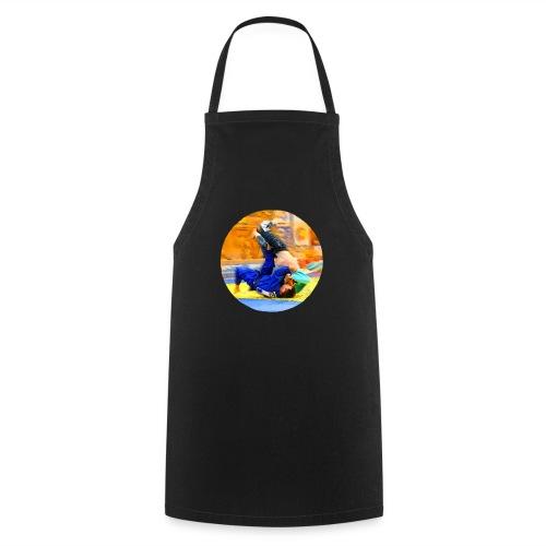 Sumi-gaeshi-Judowurf T-Shirts - Kochschürze