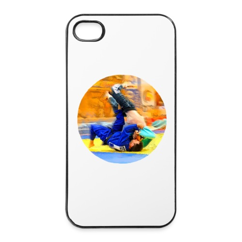 Sumi-gaeshi-Judowurf T-Shirts - iPhone 4/4s Hard Case