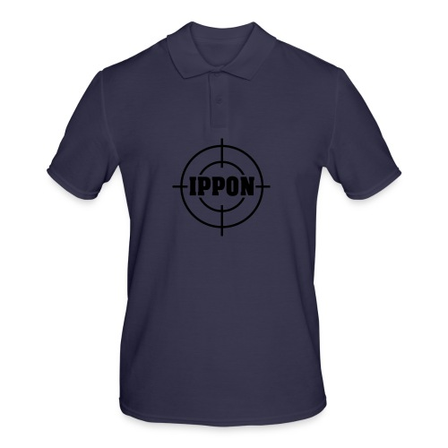 Ippon Judo Männer - Männer Poloshirt