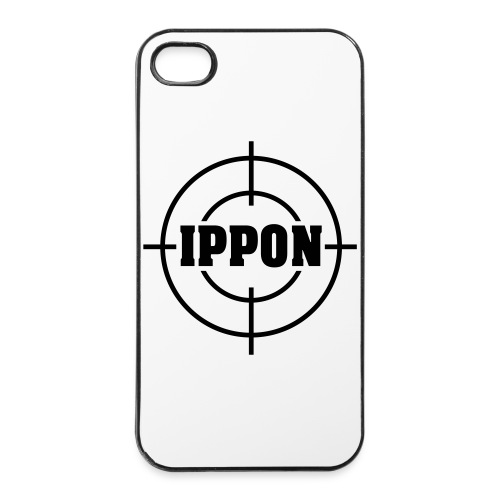 Ippon Judo Männer - iPhone 4/4s Hard Case