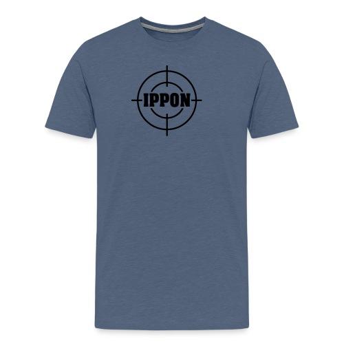 Ippon Judo Männer - Männer Premium T-Shirt