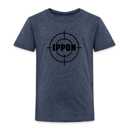 Ippon Judo Männer - Kinder Premium T-Shirt