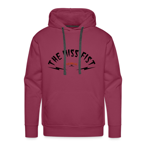 The Miss Fist - Sweat-shirt à capuche Premium pour hommes