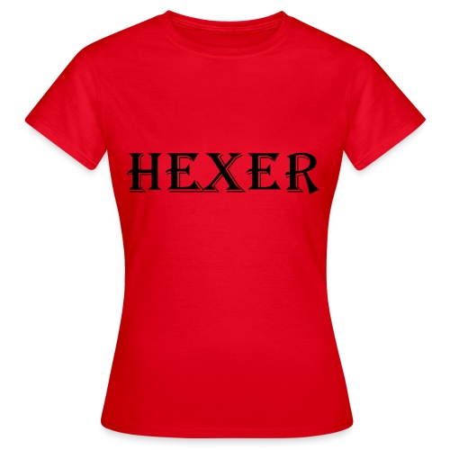 HEXER Schürzen - Frauen T-Shirt