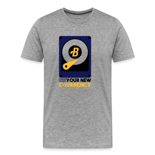 BURST - Men's Premium T-Shirt