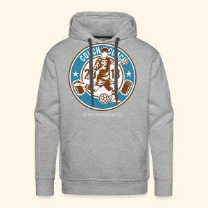 Couch Coach 2018 T-Shirts - Männer Premium Hoodie
