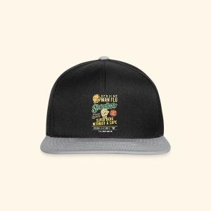 Man Flu Survivor T-Shirts - Snapback Cap