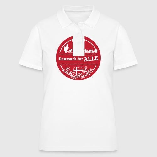Danmark for ALLE - Women's Polo Shirt