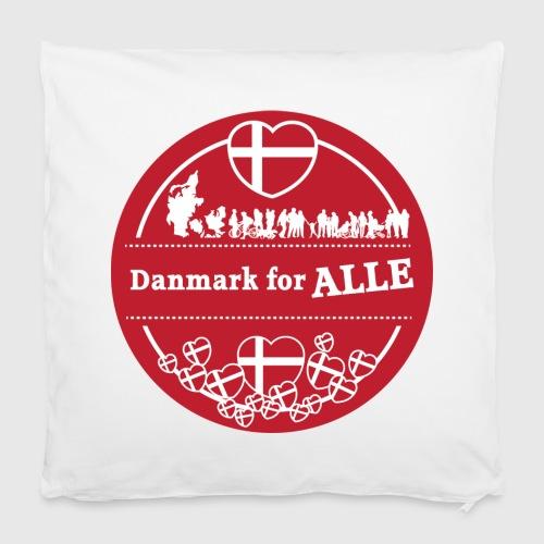 Danmark for ALLE - Pudebetræk 40 x 40 cm