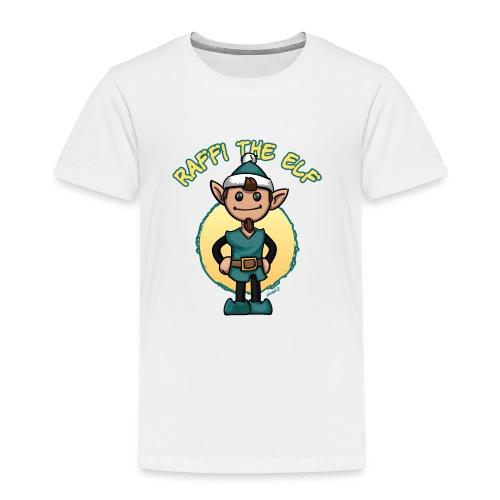 Raffi the elf
