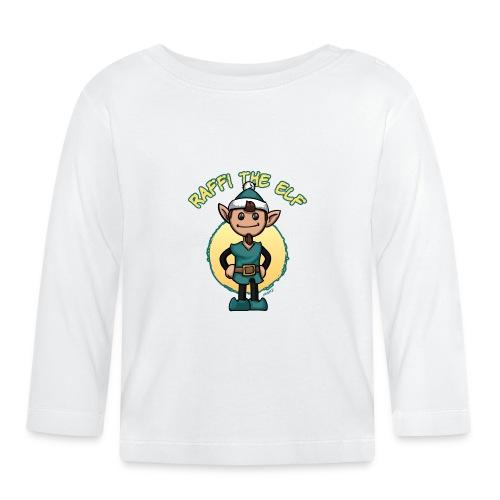 T-shirt manches longues Bébé