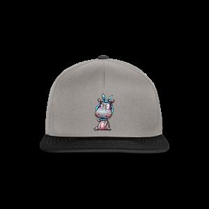 shoulder bag hippo - Snapback Cap