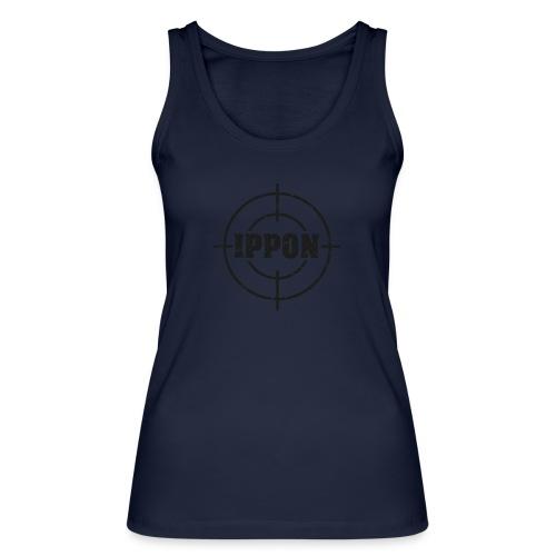 Target Judo-Ippon schwarz Grunge Karsten - Frauen Bio Tank Top von Stanley & Stella