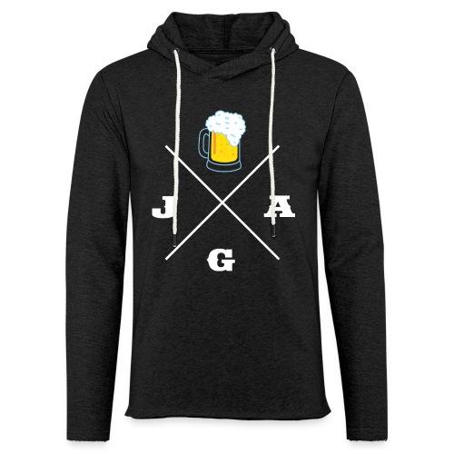 JGA Bier - JGA-Shirt - Leichtes Kapuzensweatshirt Unisex