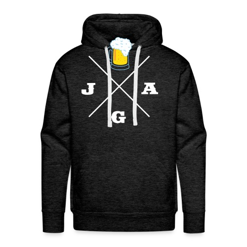 JGA Bier - JGA-Shirt - Männer Premium Hoodie