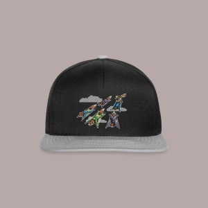 Flying Fox Formation Squad Team - Snapback Cap