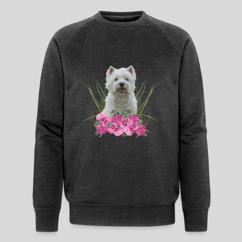 West Highland Terrier - Männer Bio-Sweatshirt von Stanley & Stella