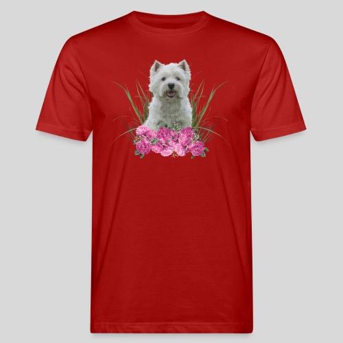 West Highland Terrier - Männer Bio-T-Shirt
