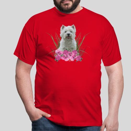 West Highland Terrier - Männer T-Shirt