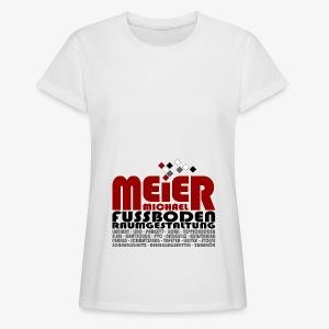 Sport BAG - Frauen Oversize T-Shirt