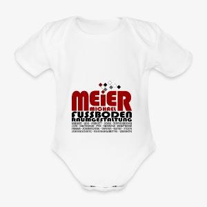 Sport BAG - Baby Bio-Kurzarm-Body