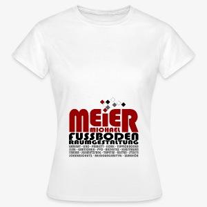 Sport BAG - Frauen T-Shirt