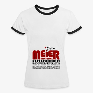 Sport BAG - Frauen Kontrast-T-Shirt