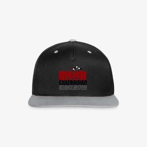 Sport BAG - Kontrast Snapback Cap